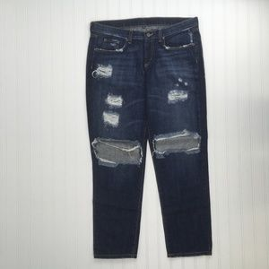 Carmar Distressed Destroyed Baggy Jeans Sz 29 NEW